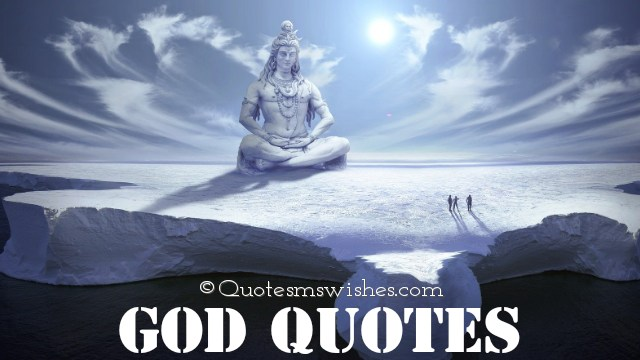 God Quotes, Quotes on God