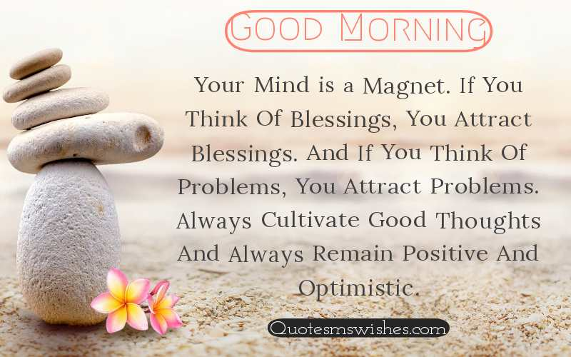 Your Mind is a Magnet Quotes